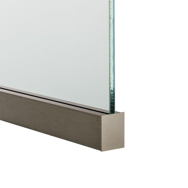 Glastrennwand-Profil