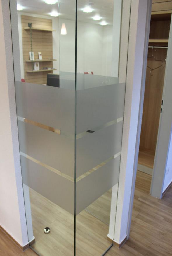 Büroglastrennwände mit PCSdesign GTW Premium Glastrennwand Profile