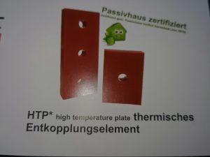 HTP Entkopplungszertifikat mit Passivhauszertifizierung