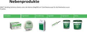 Nebenprodukte Magoxx